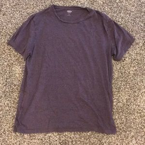 Old Navy Men's purple shirt